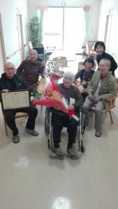 祝100歳!!